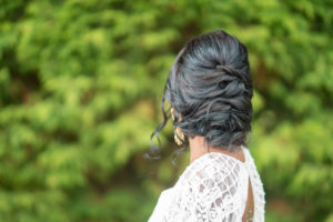 Bridal Hair at Applewood Hall