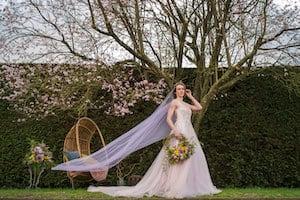 Outdoor Enchanted Wedding at Applewood Hall