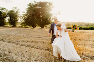 Summer Wedding at Applewood Hall