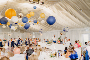Wedding Speeches at Applewood Hall