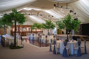 Woodland Wedding at Applewood Hall
