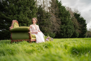 Enchanted Spring Wedding Inspiration at Applewood Hall