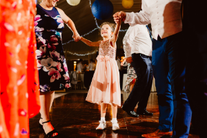 Encourage kids to get on the dance floor
