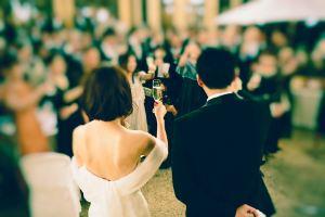 Make your wedding reception a night to remember