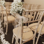 Style Your Wedding Ceremony Aisle with Flowers